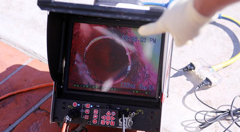 Drains Camera