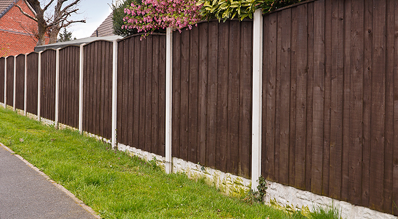 Fencing - Timber & Metal