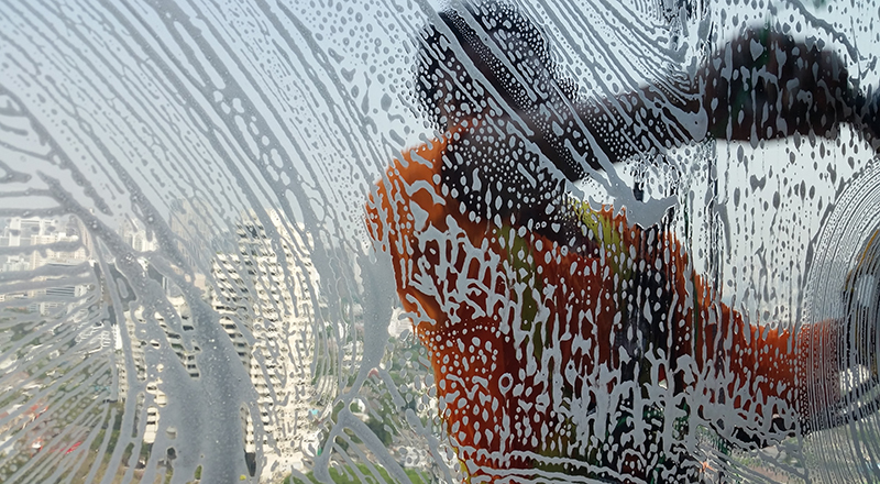 Window Cleaning | LD Environmental Solutions